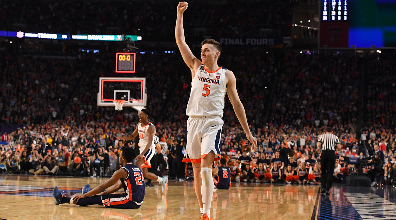 Final Four 2019: Virginia wins controversial game vs Auburn, reaches national championship