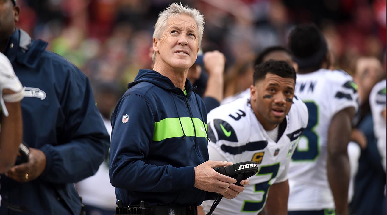 NFL: DEC 16 Seahawks at 49ers