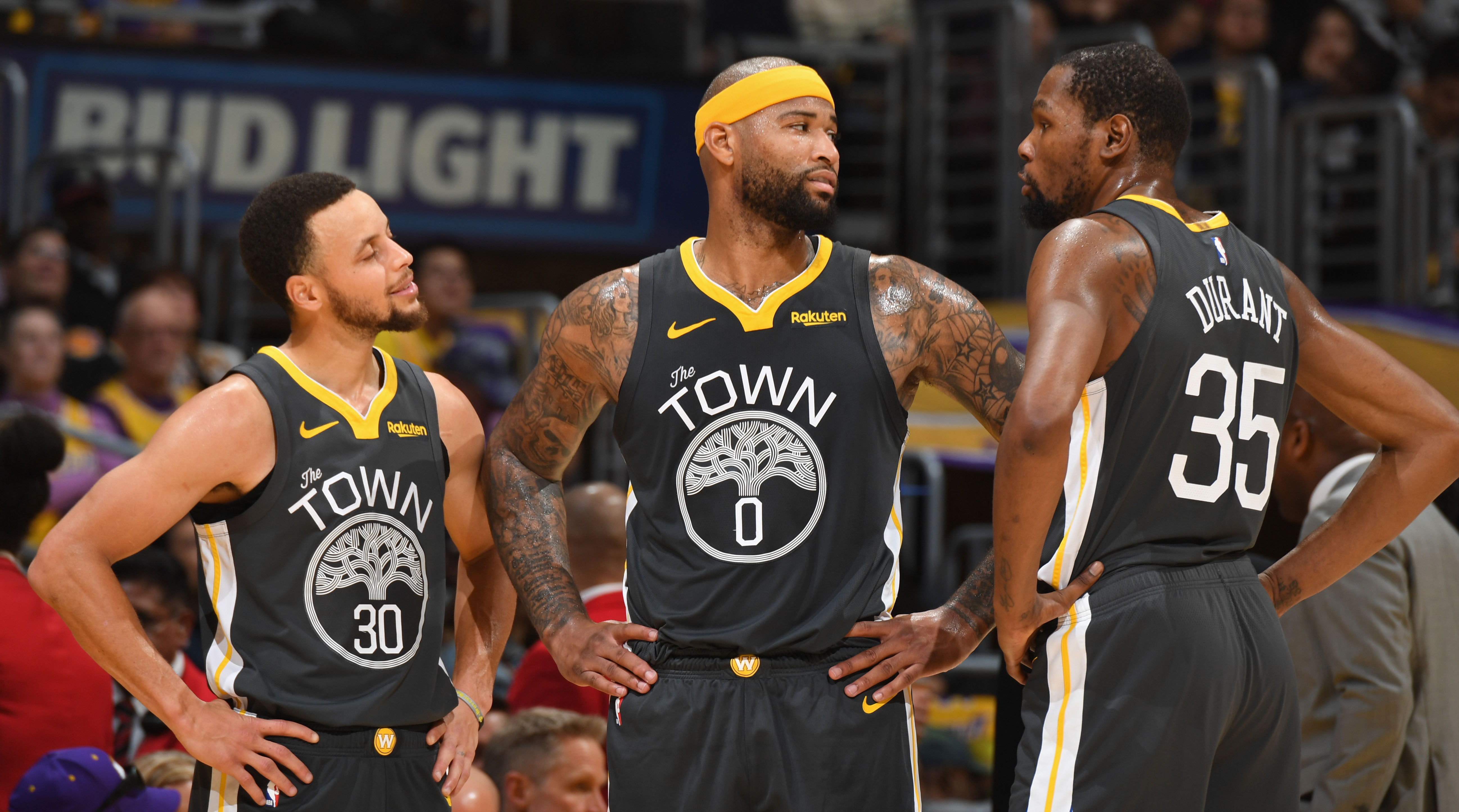 338fe5746ab Warriors' uneven season highlights fickle season out West | SI.com