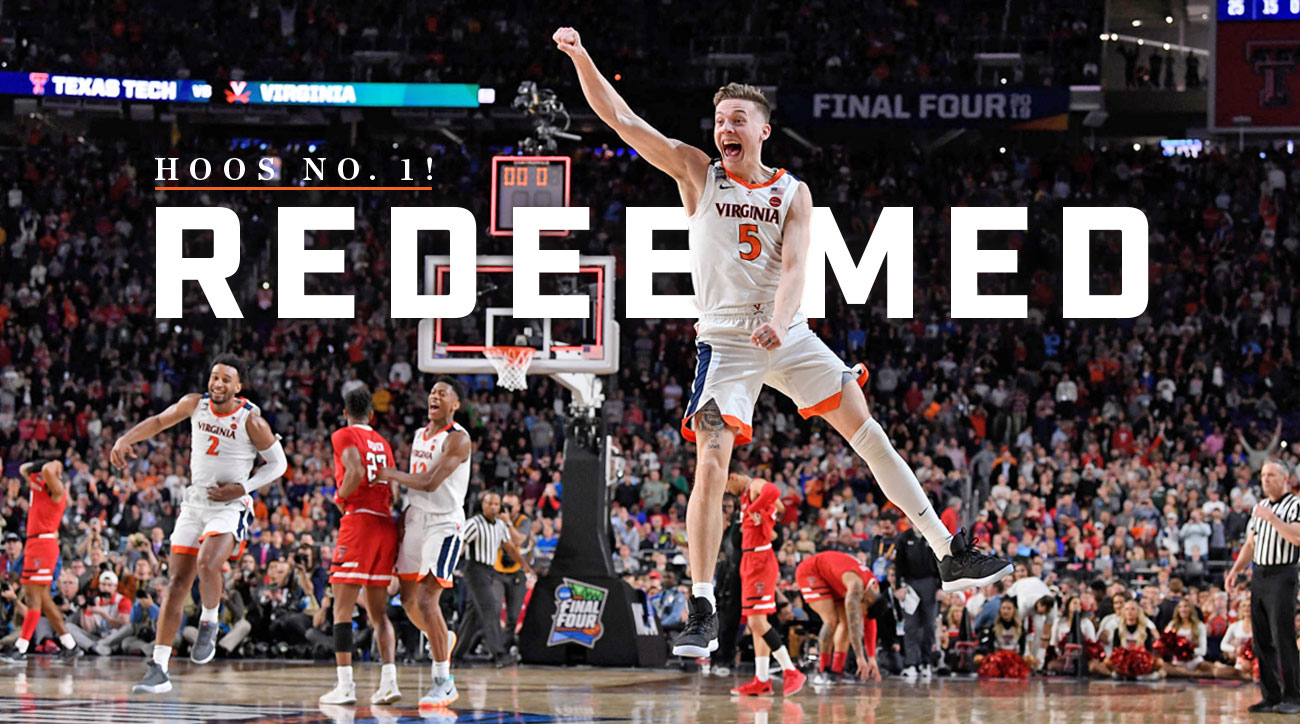 d45121b36fc8 How Virginia Turned Torment to Triumph in One Year. College Basketball