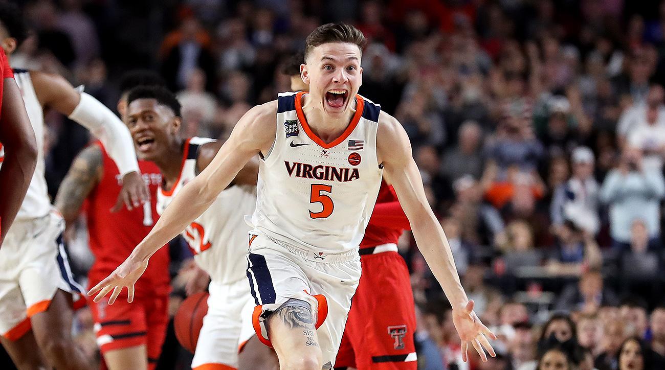 Virginia Texas Tech 2019 NCAA tournament March Madness Kyle Guy
