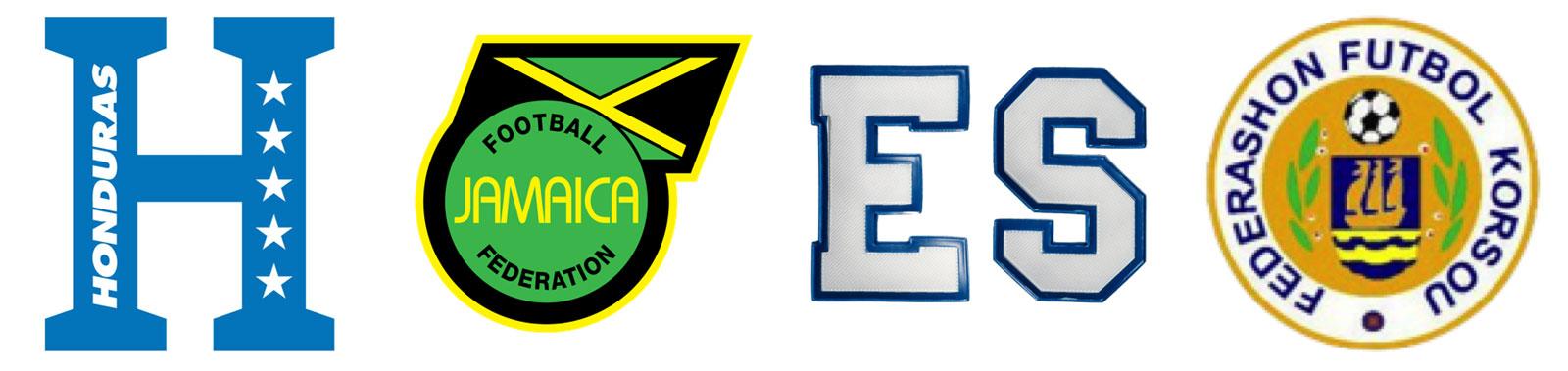 Honduras, Jamaica, El Salvador and Curacao play in Gold Cup Group C