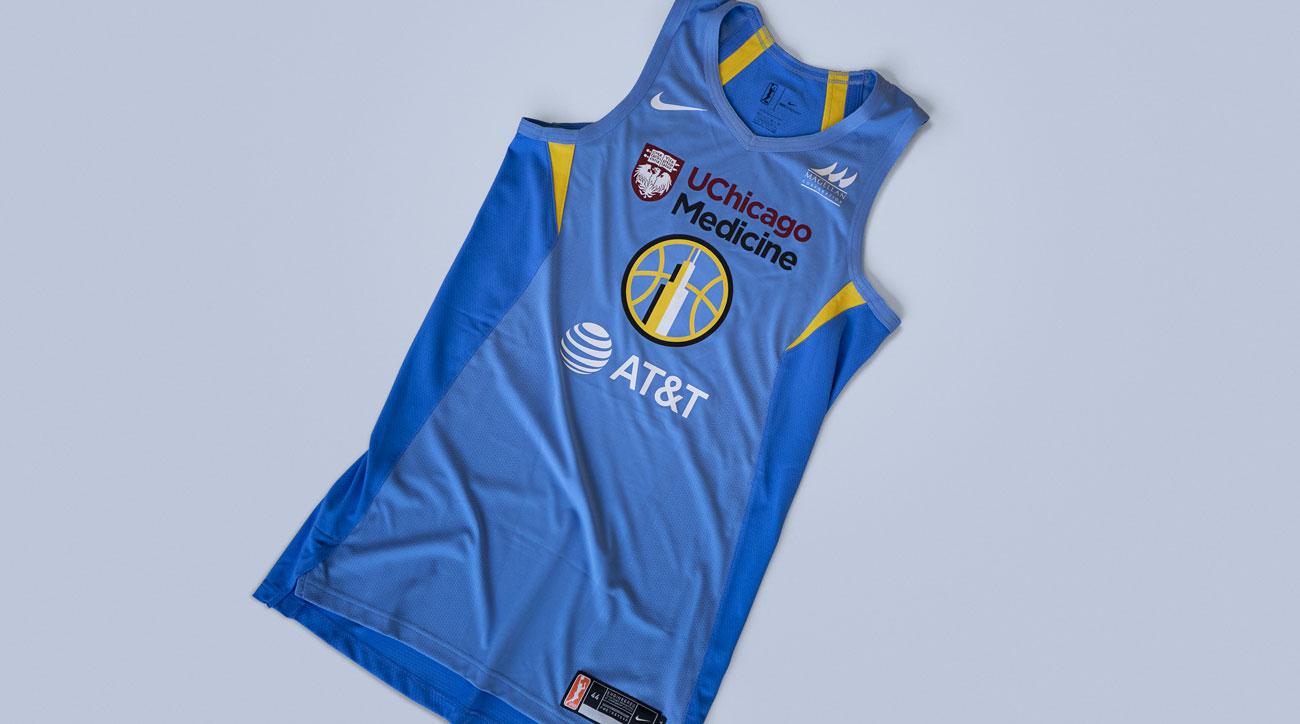 0a1a92df41b WNBA unveils new Nike uniforms