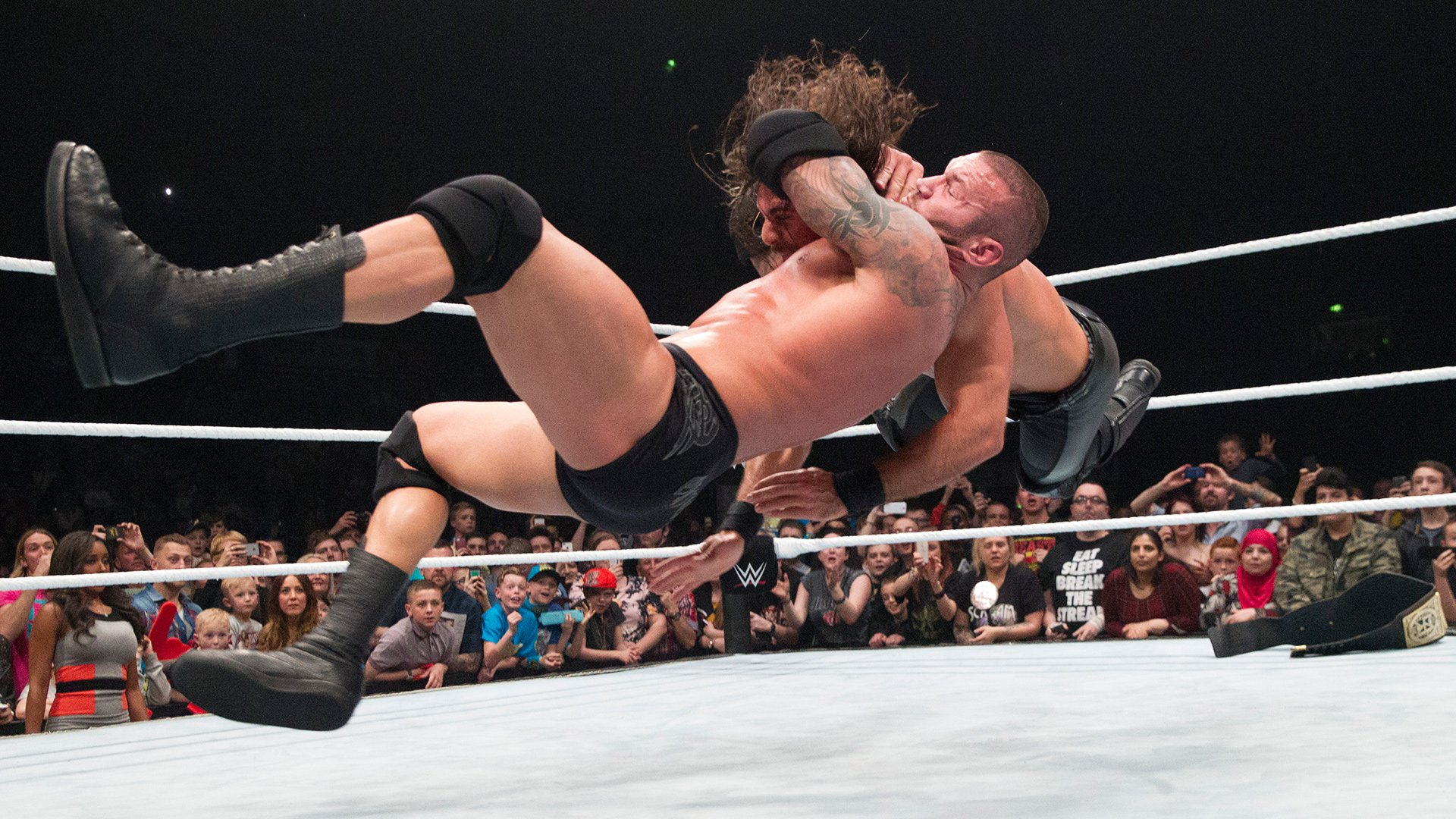 RKO on high school principal gets teen arrested (video)