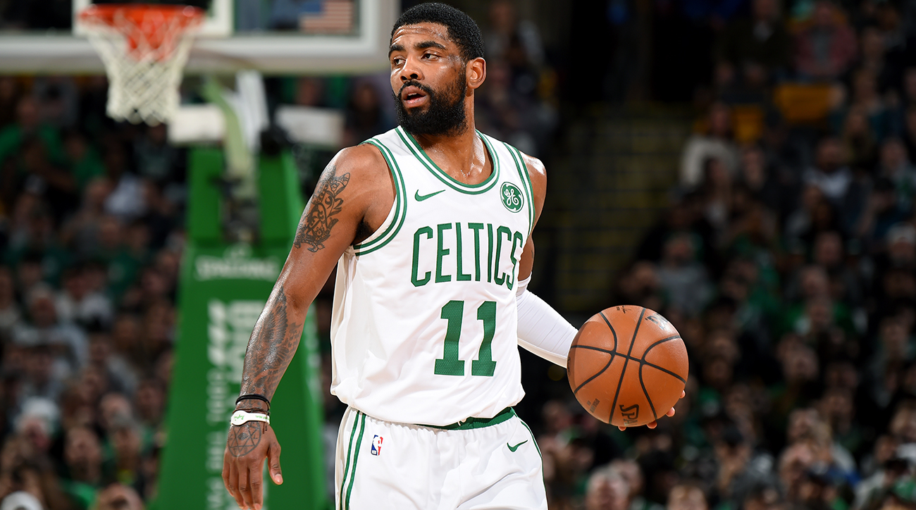 photograph regarding Boston Celtics Printable Schedule known as NBA playoffs: Kyrie Irving, Celtics appearance towards switch variables
