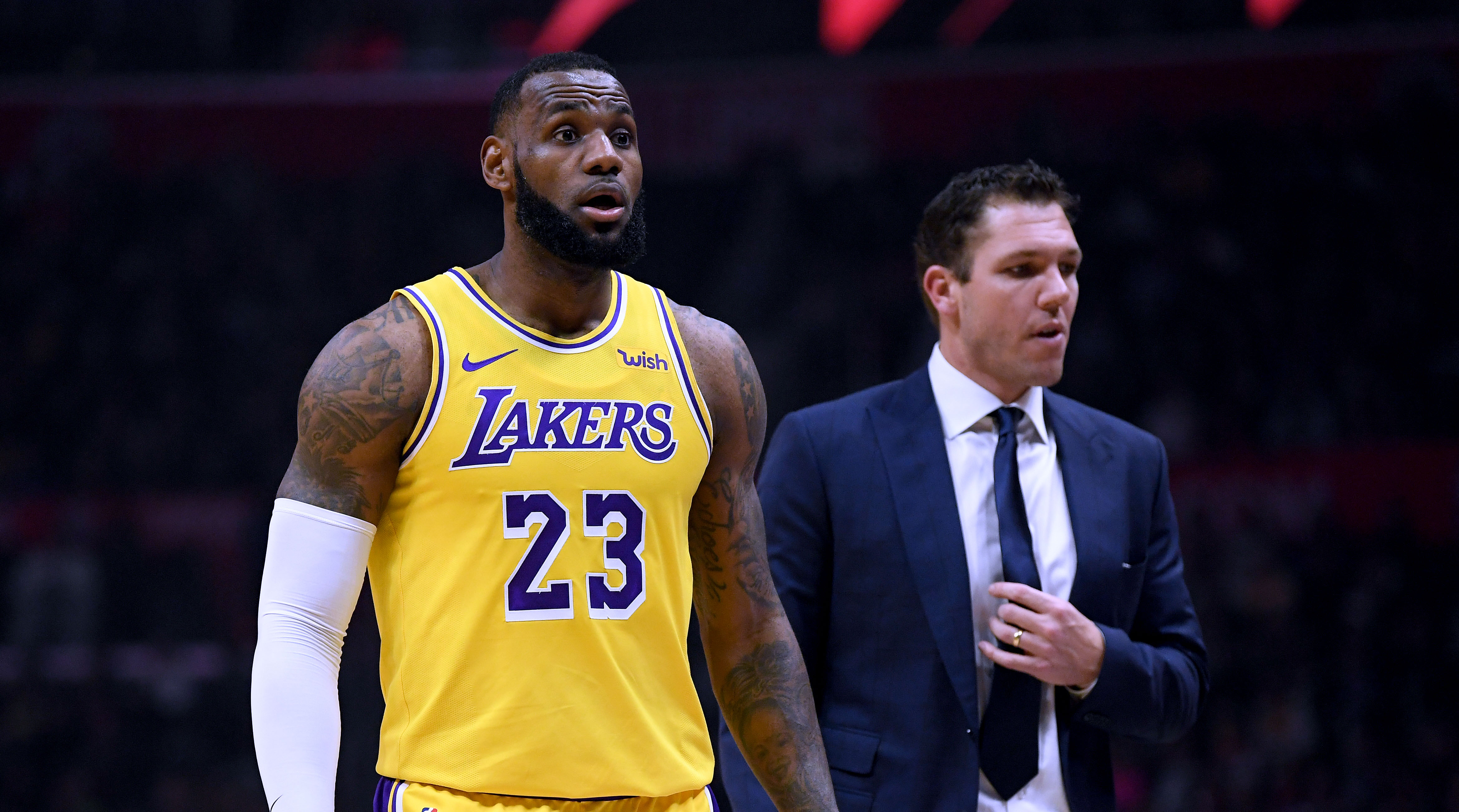 0e2912149c1 Luke Walton fired: Former Lakers coach never had a chance in L.A. ...