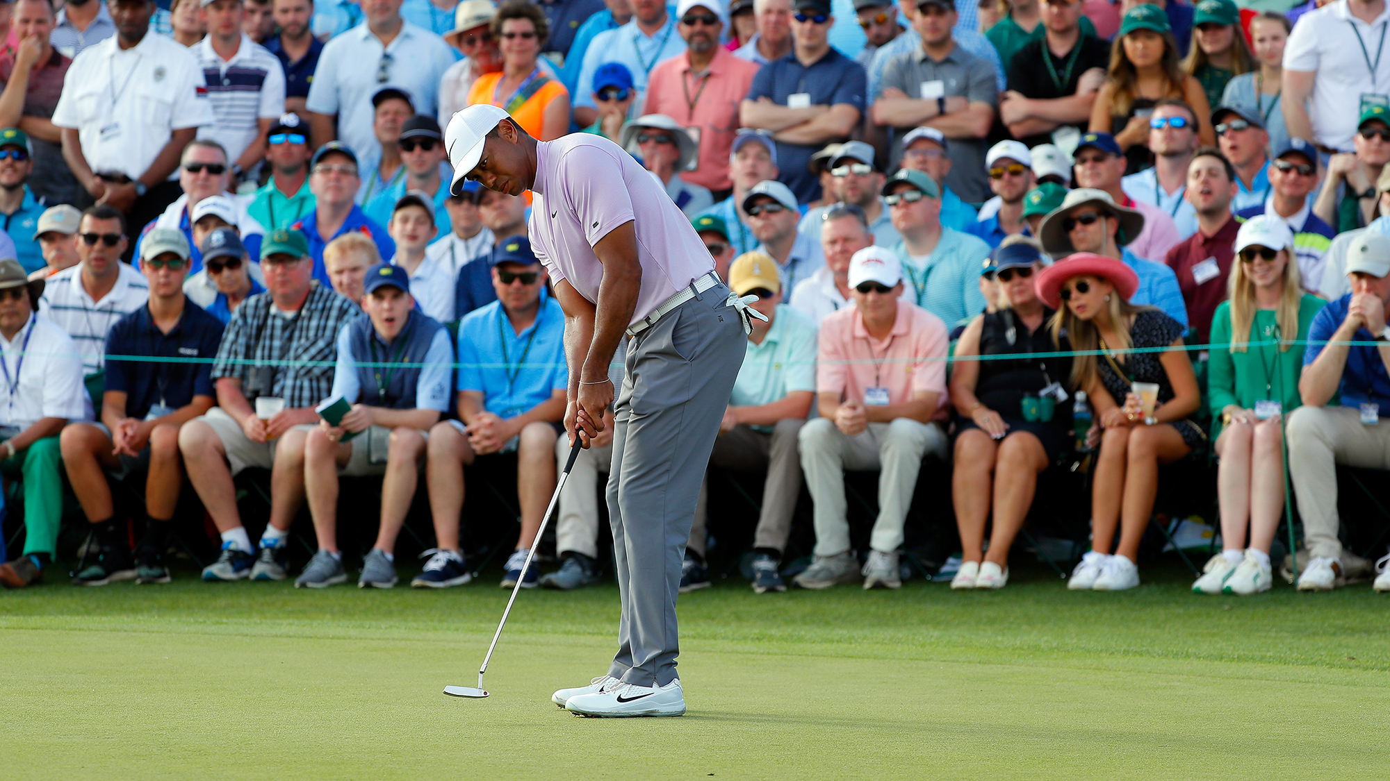 Tiger woods effect crowds augusta national masters