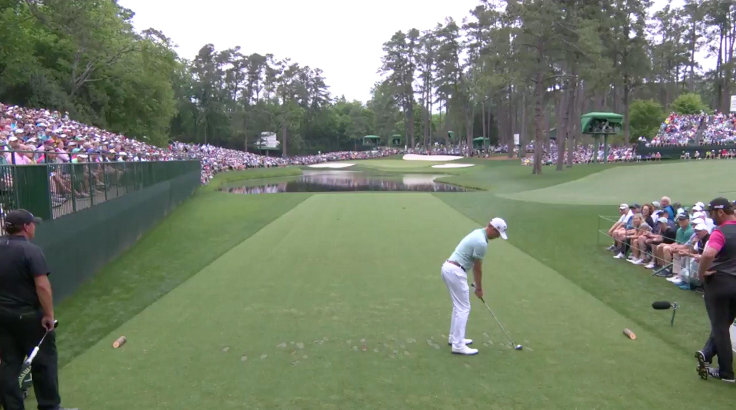 Justin Thomas hole in one