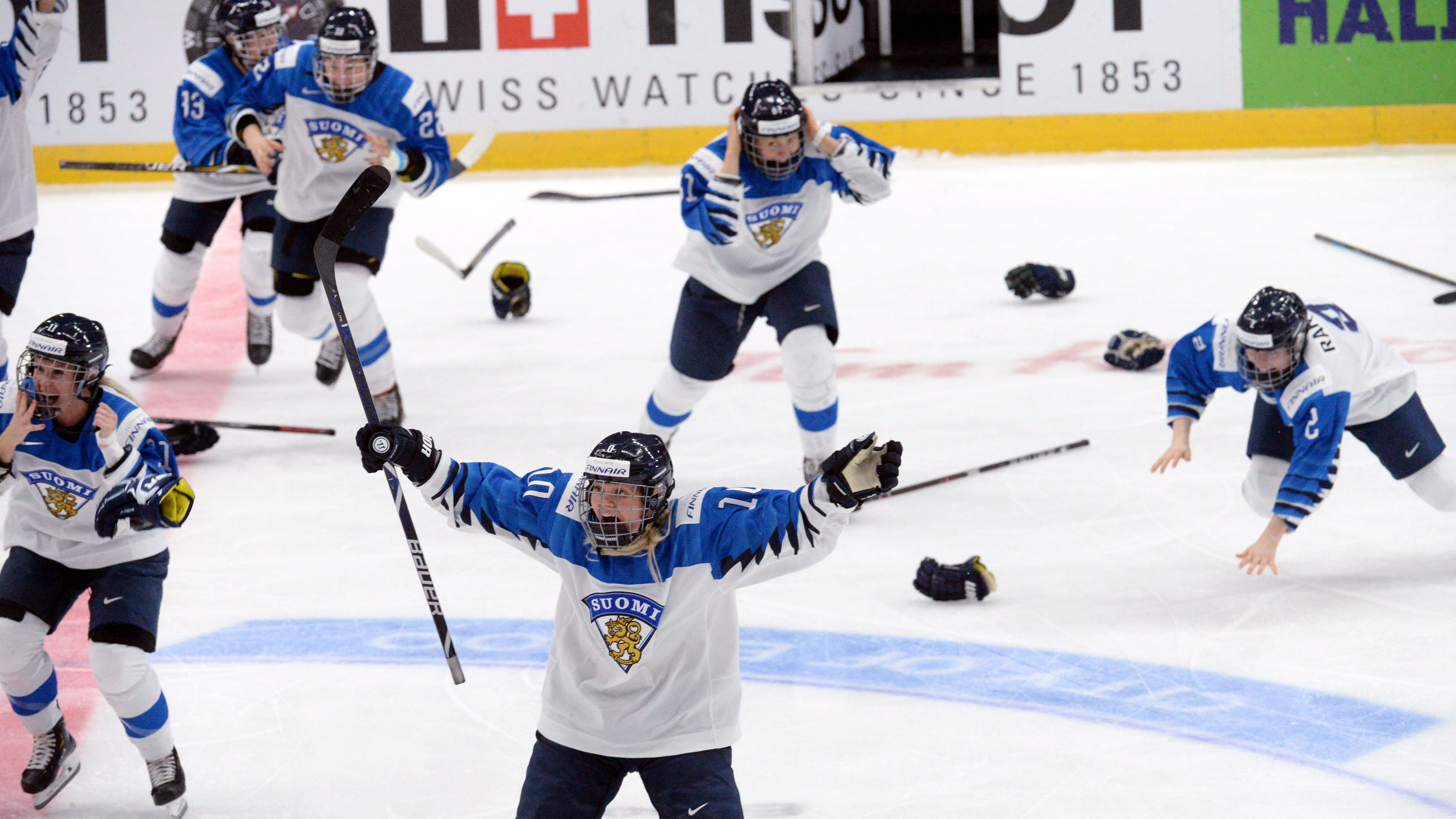 USA-Finland: IIHF World Championship ends in controversy (video)
