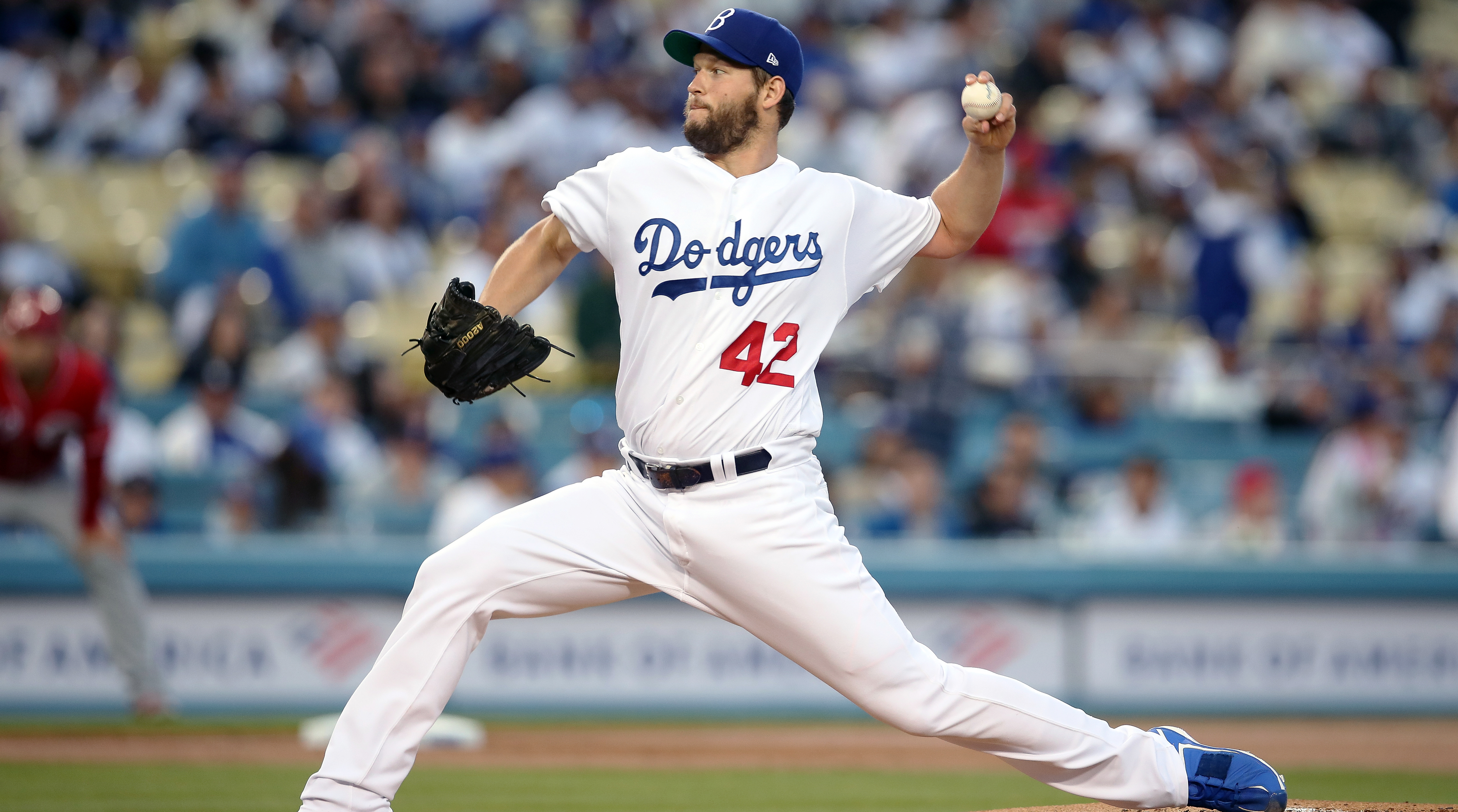 Image result for image of clayton kershaw
