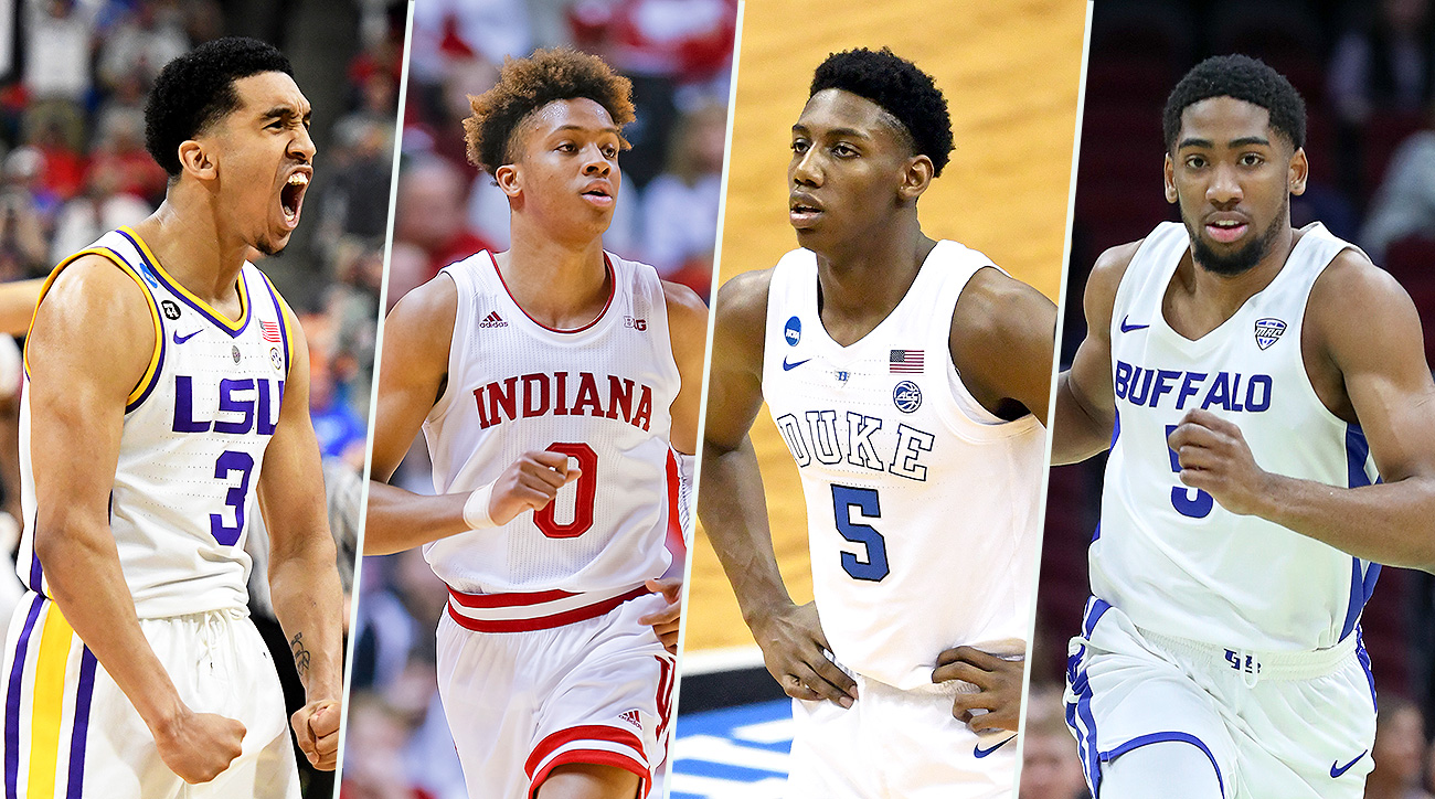 College basketball grades 2018-19 season Duke Indiana LSU UNC Kentucky