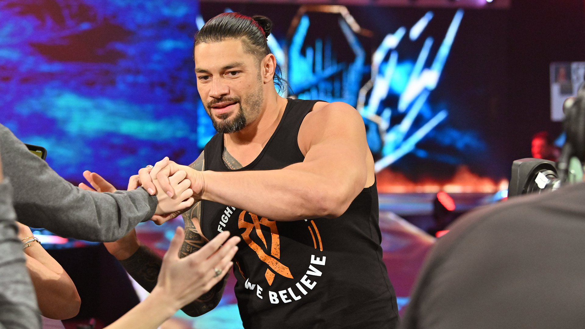 WWE's Roman Reigns returns from leukemia with a purpose