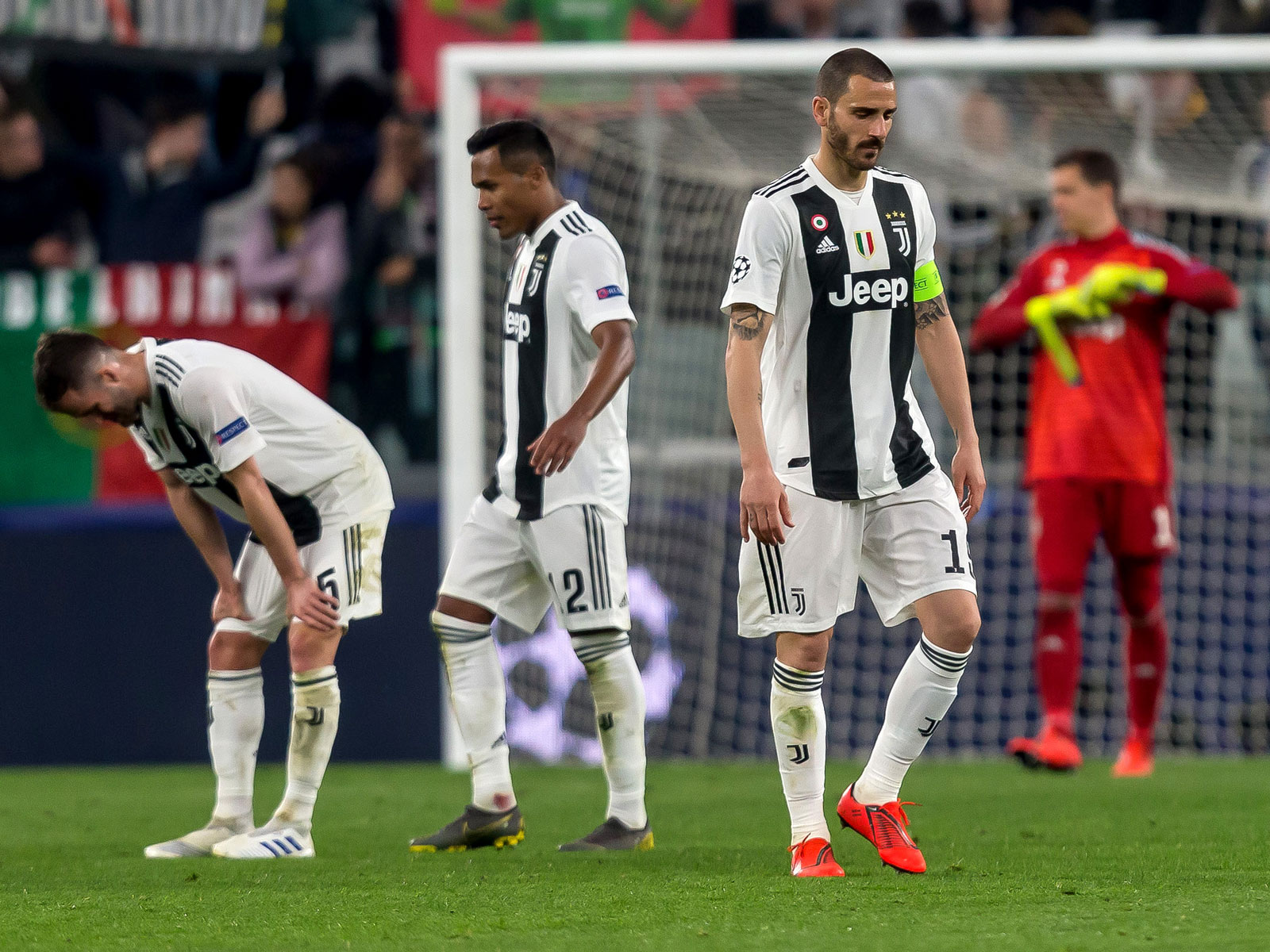 Juventus is ousted by Ajax in the Champions League