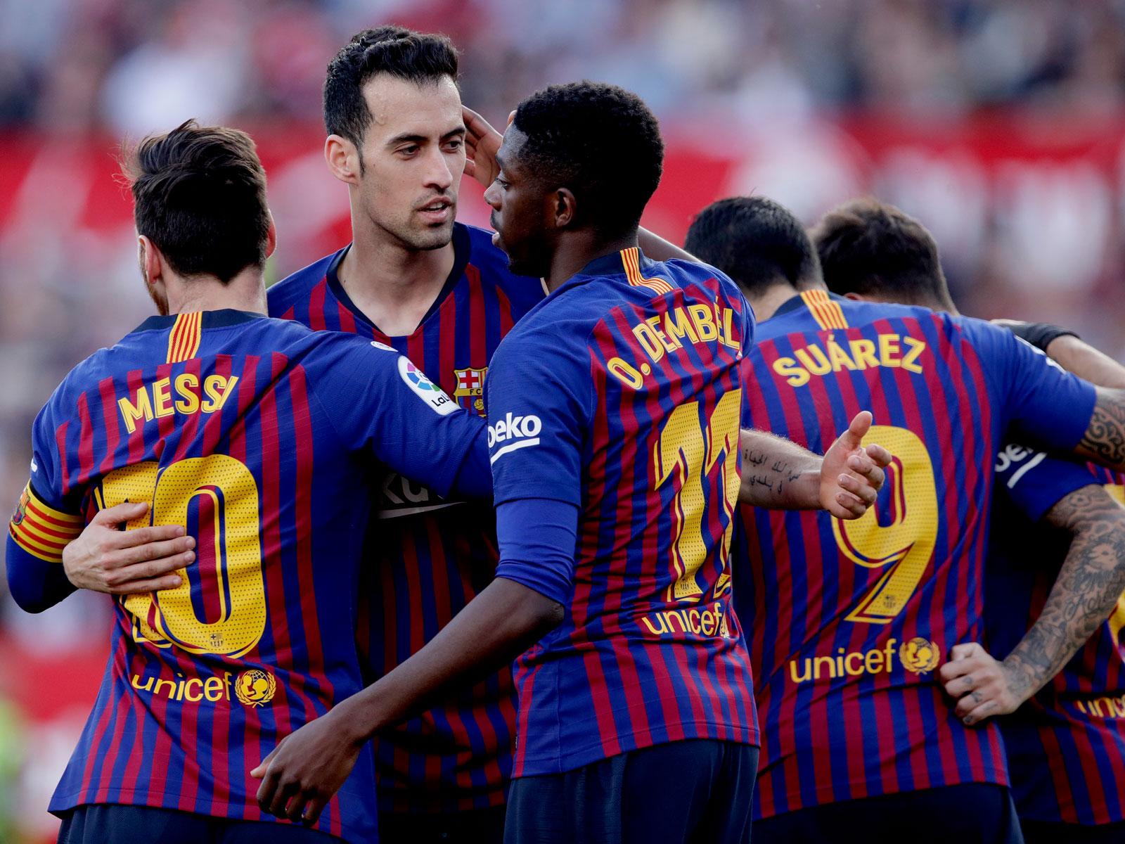 Sergio Busquets has been a centerpiece of Barcelona's midfield