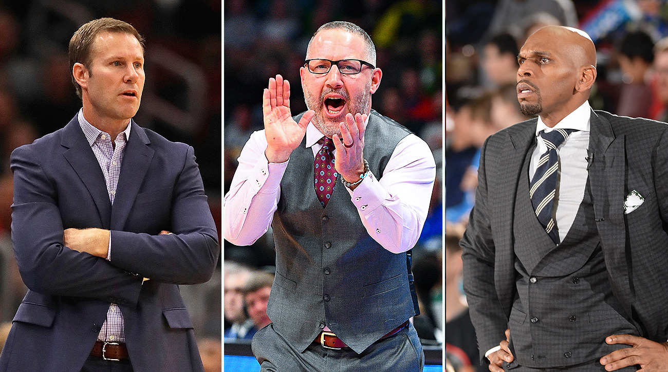 College basketball 2019 coaching carousel changes Steve Alford Fred Hoiberg Buzz Williams
