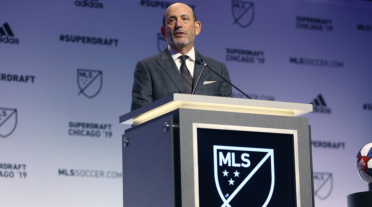 SOCCER: JAN 11 MLS SuperDraft