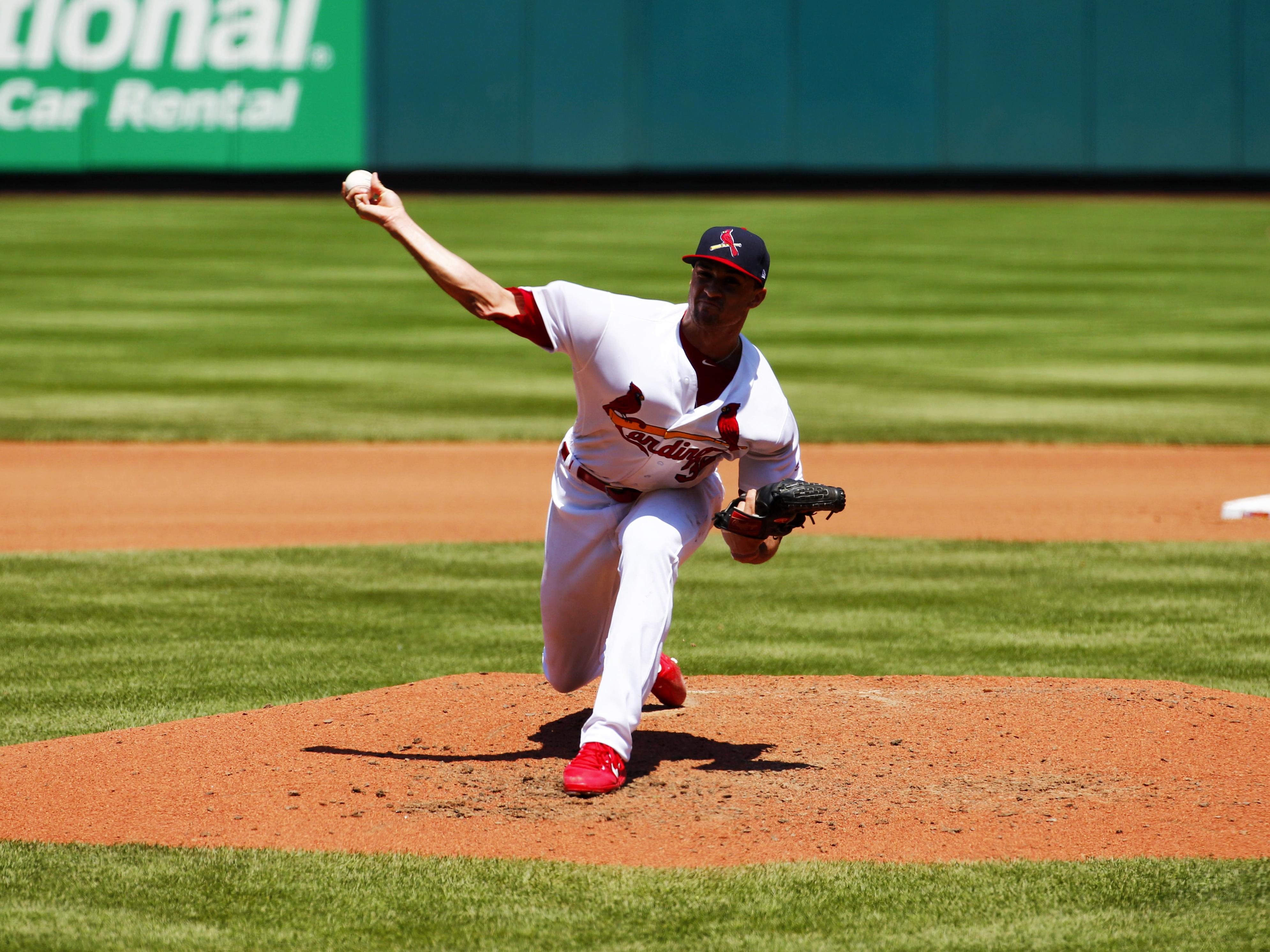 Philadelphia Phillies v. St. Louis Cardinals