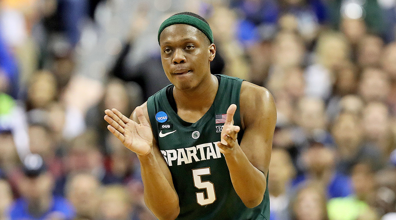 NBA draft decisions Cassius Winston return michigan state
