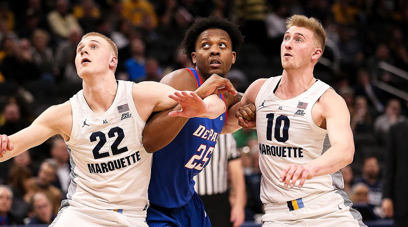 Hauser brothers Sam and Joey transfer schools Wisconsin Virginia Michigan State Iowa
