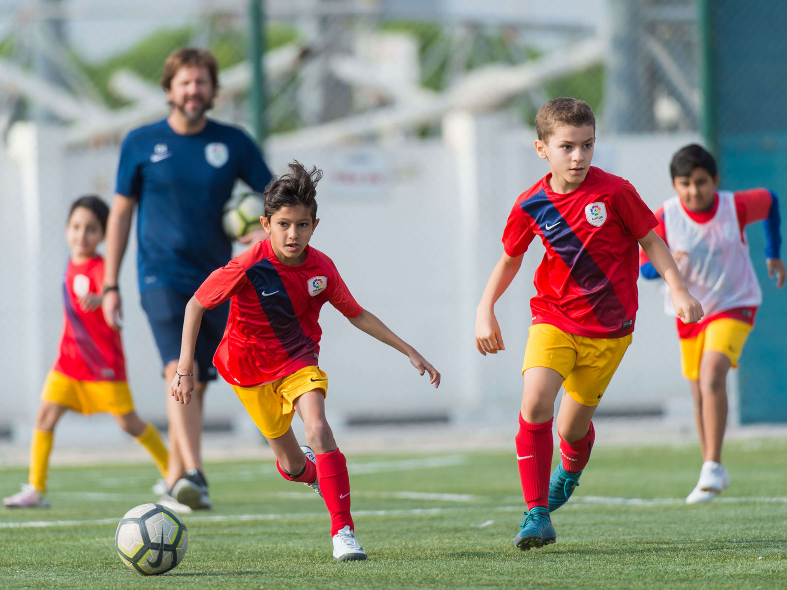 La Liga is opening an academy in Miami