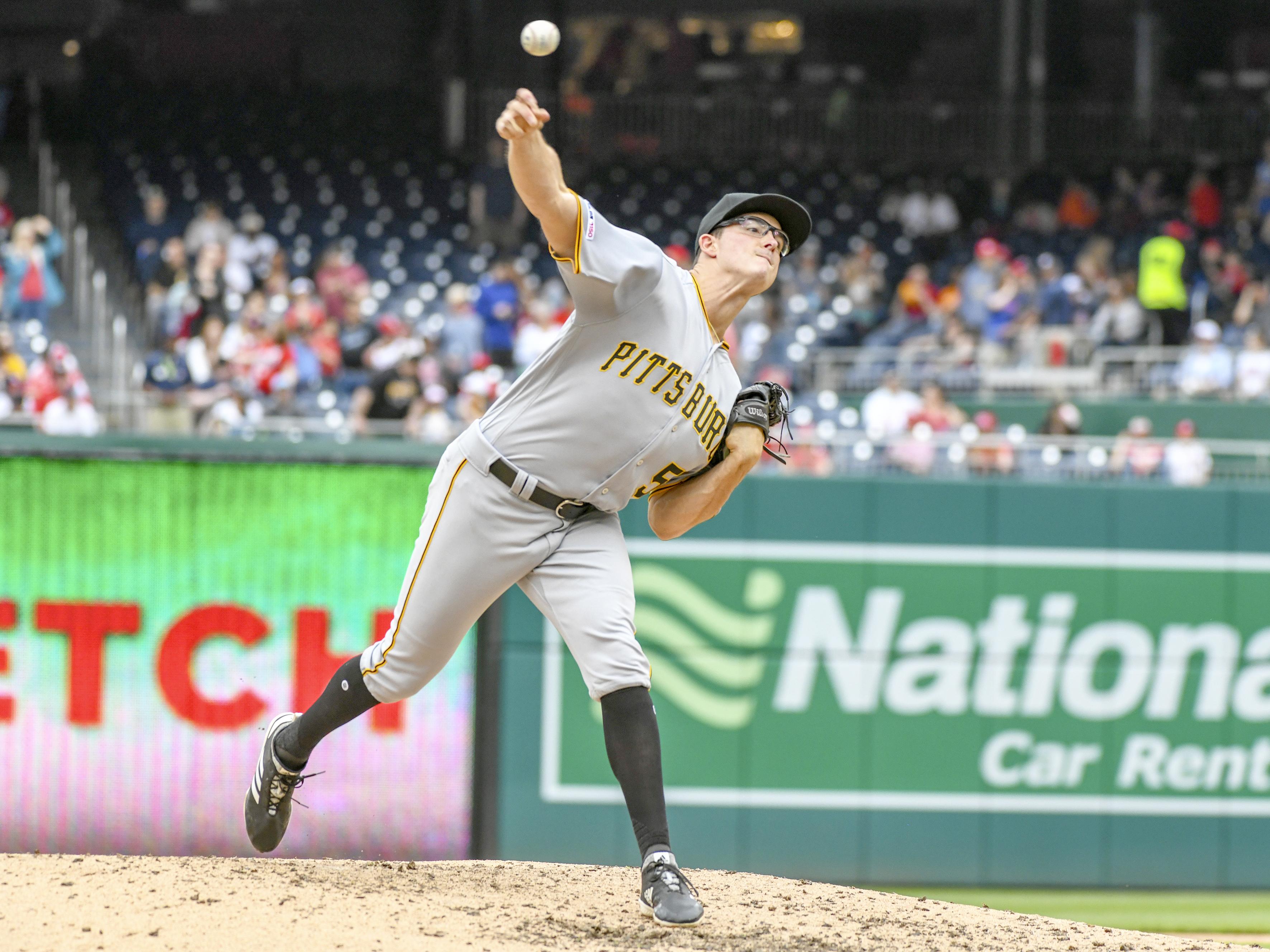 MLB: APR 14 Pirates at Nationals