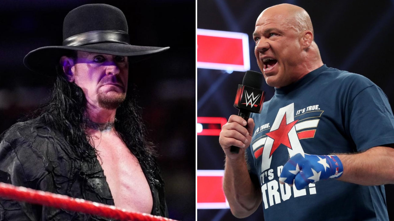 Starrcast II: WWE pulled Undertaker, Kurt Angle from convention