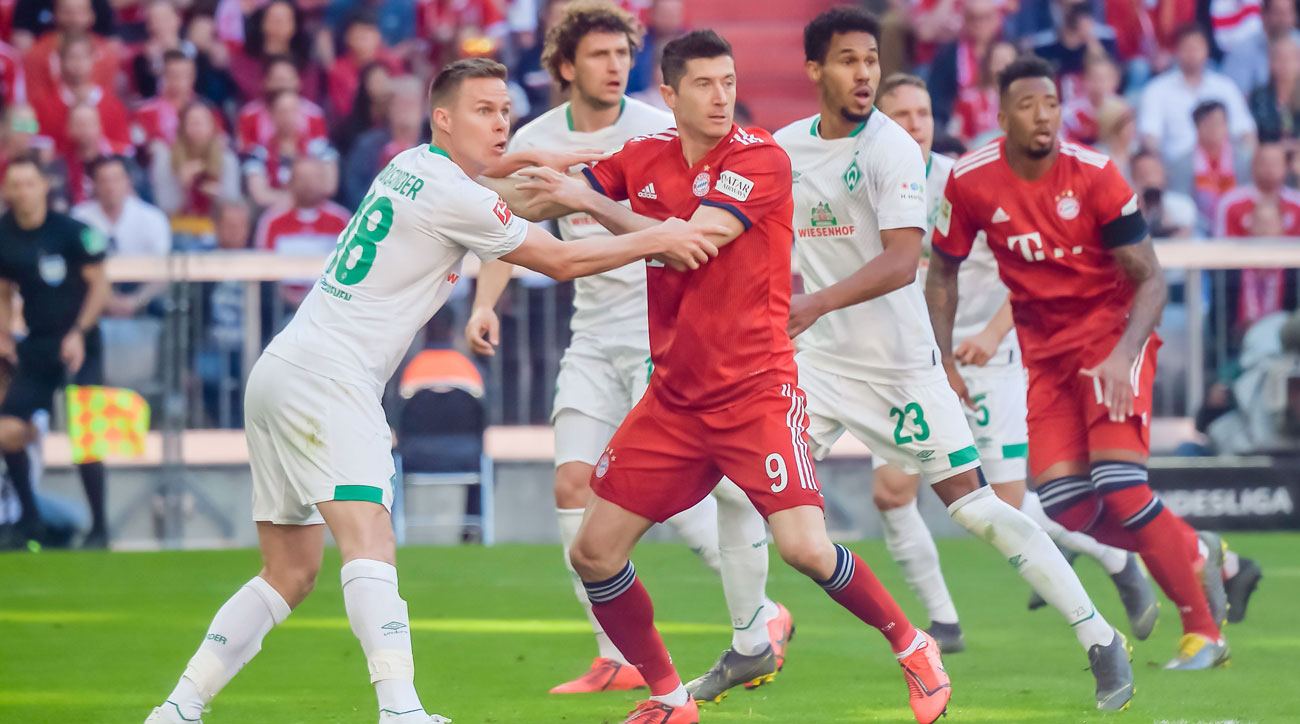 Werder Bremen and Bayern Munich meet in the DFB Pokal semifinals