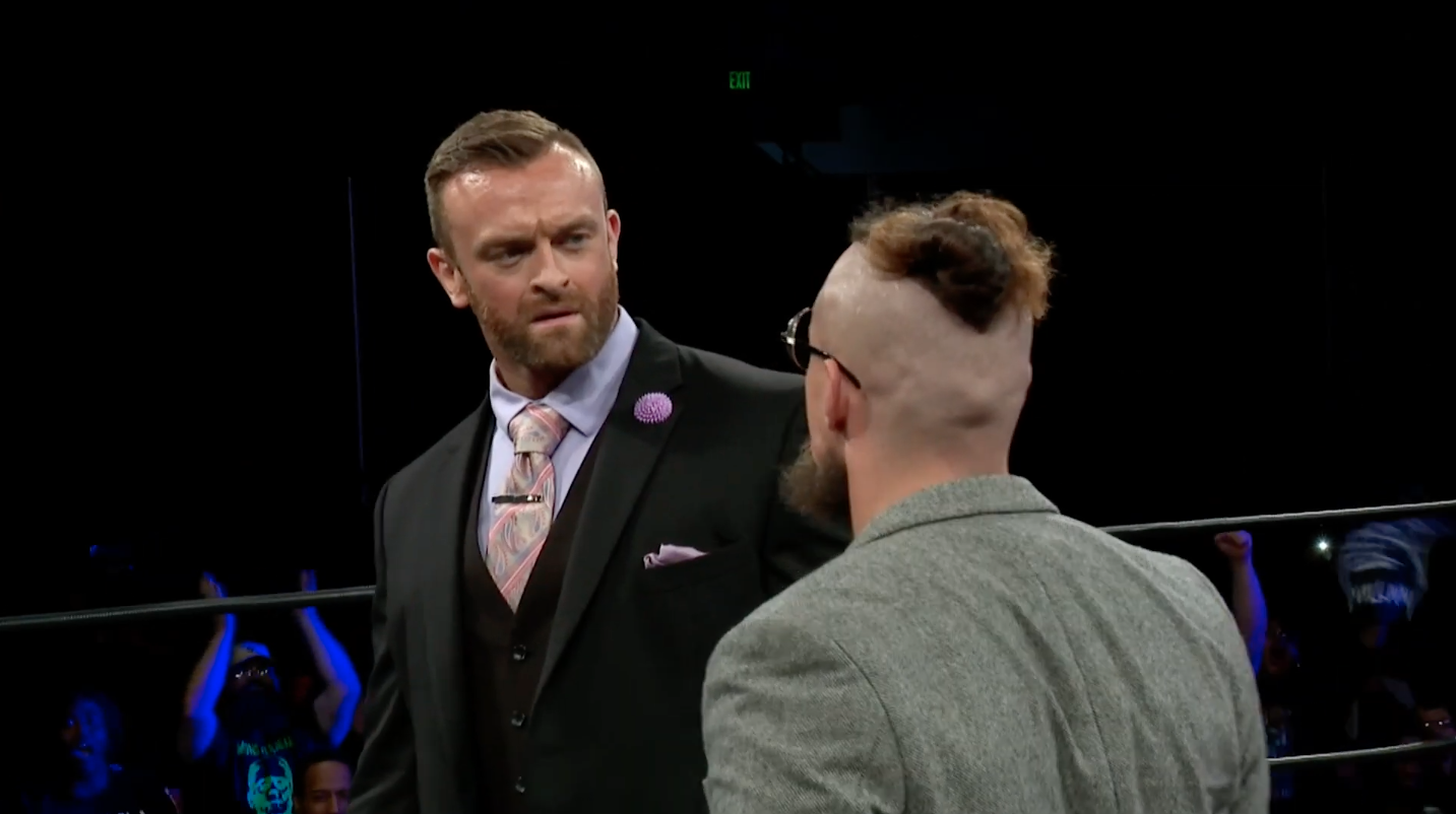 WWE wrestling news: History behind Nick Aldis vs Marty Scurll