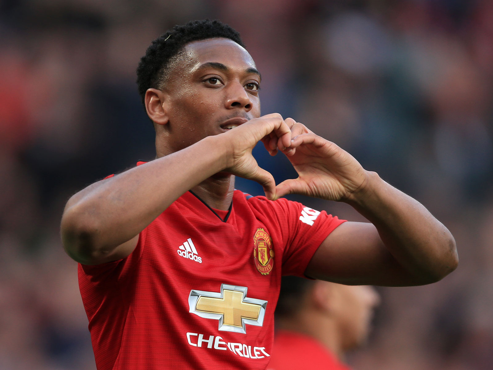 Anthony Martial could be on the way out Man United