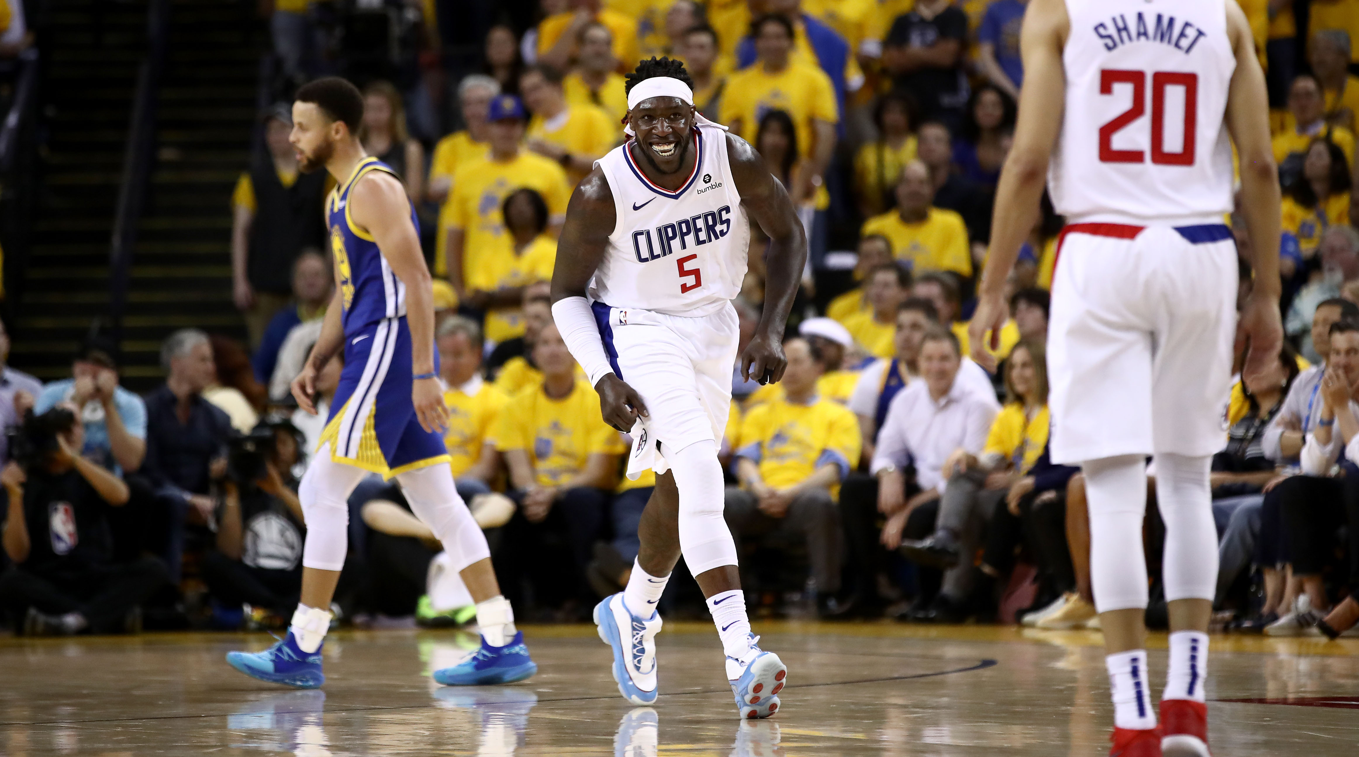 ac928412fb79 The Golden State Warriors must treat the Clippers as a credible ...