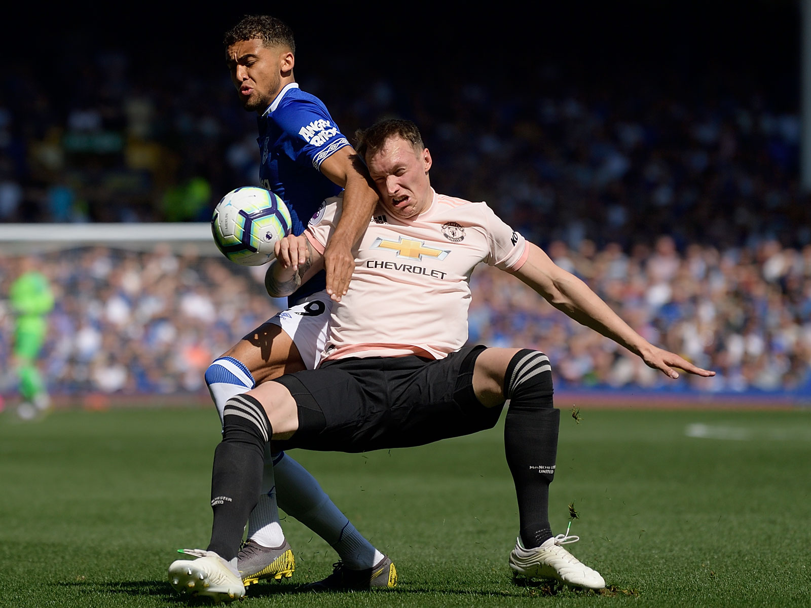 Phil Jones could remain a key part of Man United's defense