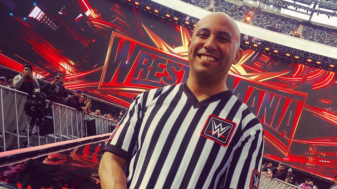 WWE NXT ref Tom Castor injured during Omaha show (video)
