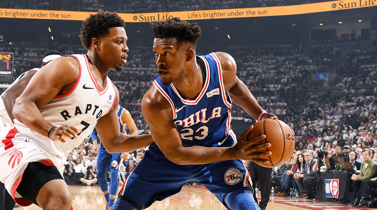 Philadelphia 76ers v Toronto Raptors - Game Two
