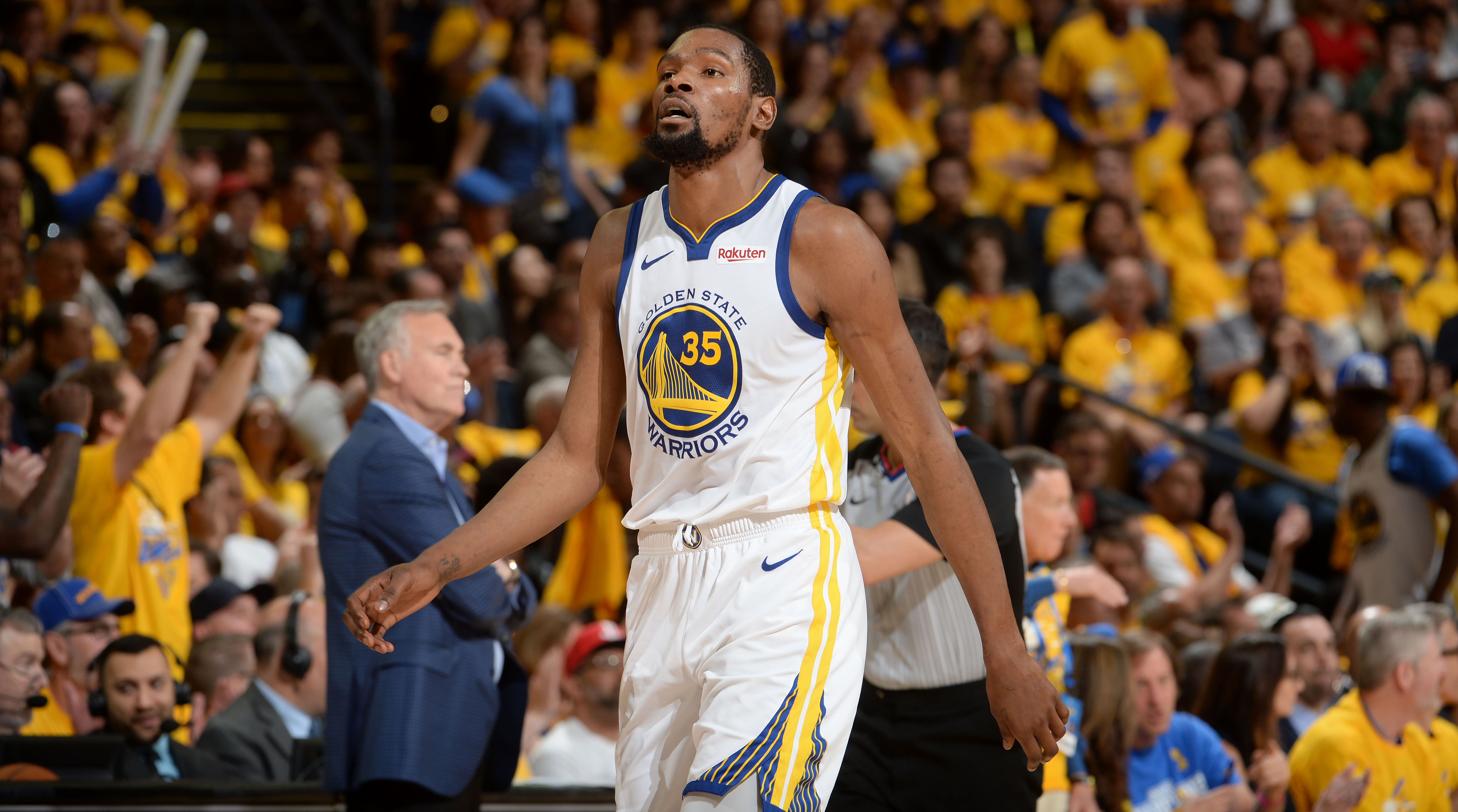 6156b4642936 Open Floor NBA Podcast  The Warriors will be tested despite Kevin ...