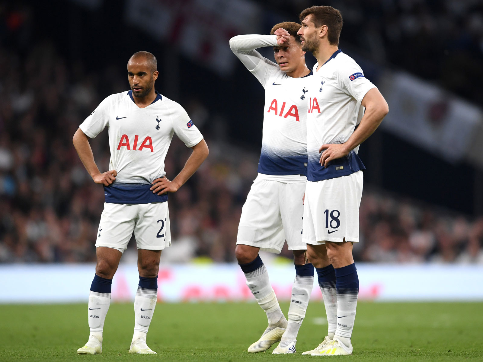 Tottenham is shut out at home vs. Ajax