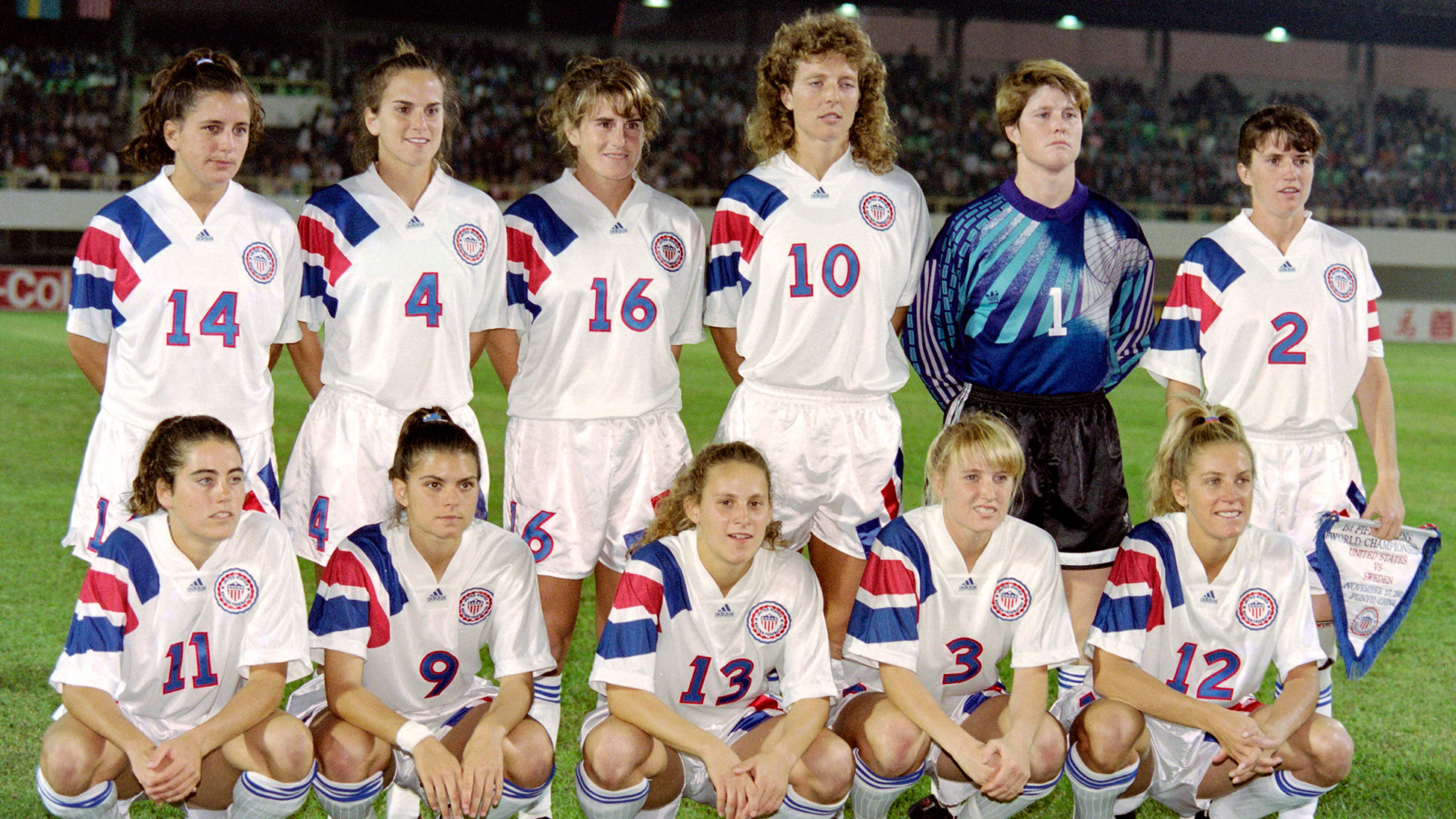 Throwback Podcast: History of 1991 Women's World Cup