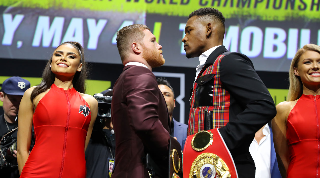 where is canelo vs jacobs fight