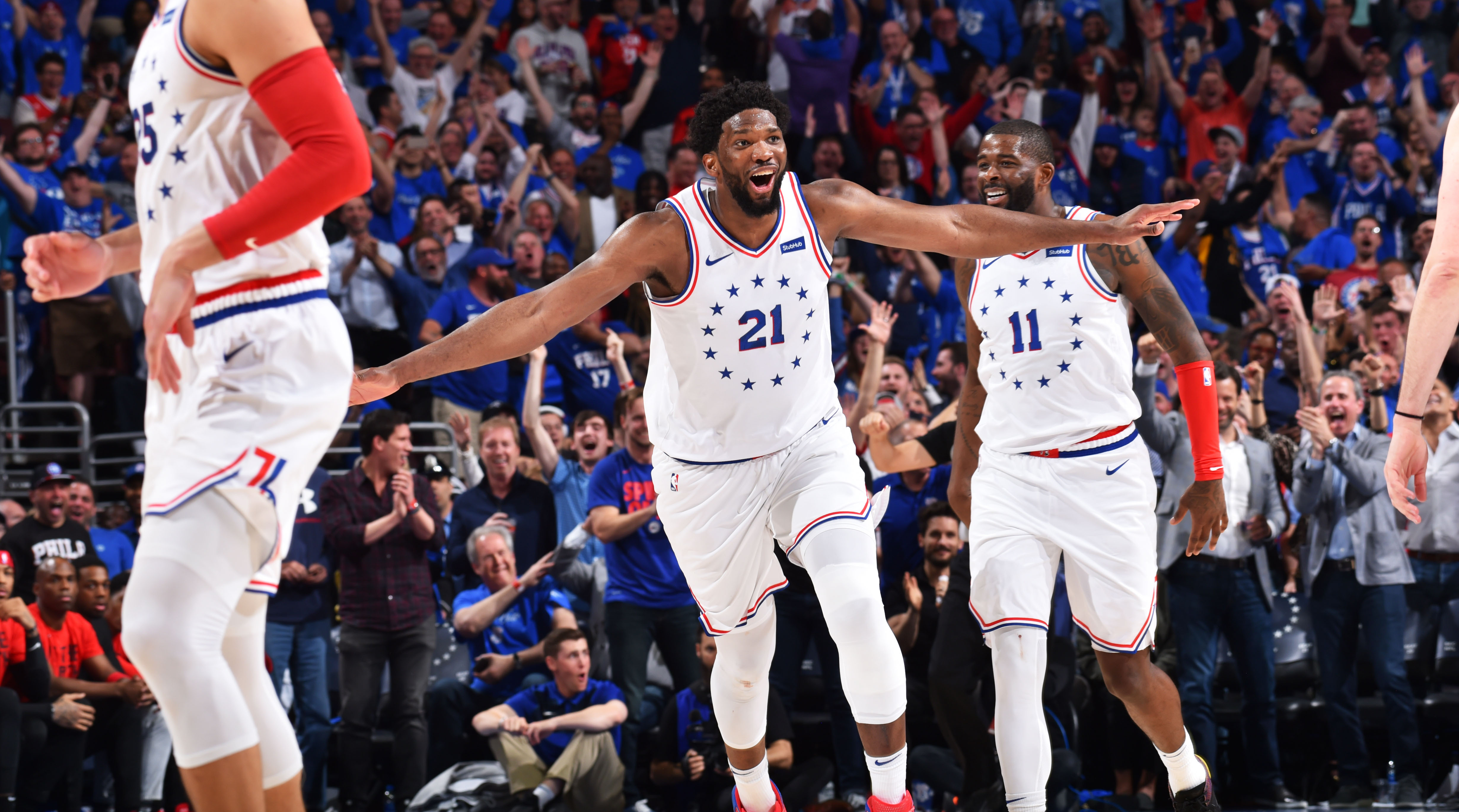 Eastern Conference Semifinals - Toronto Raptors v Philadelphia 76ers