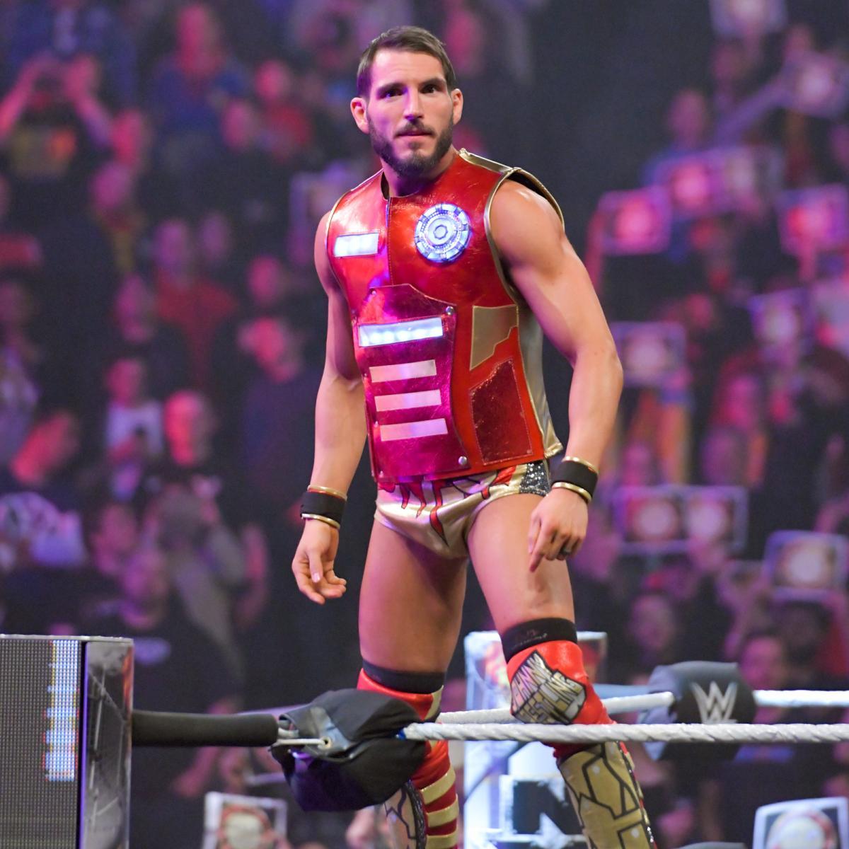 b2d39d433 WWE's Johnny Gargano reviews Marvel's 'Avengers: Endgame' | SI.com