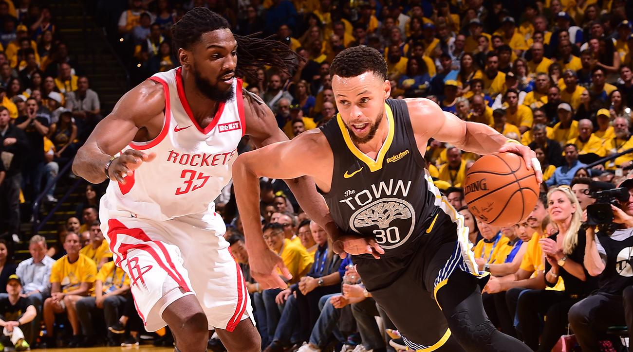 Western Conference Semifinals - Houston Rockets v Golden State Warriors