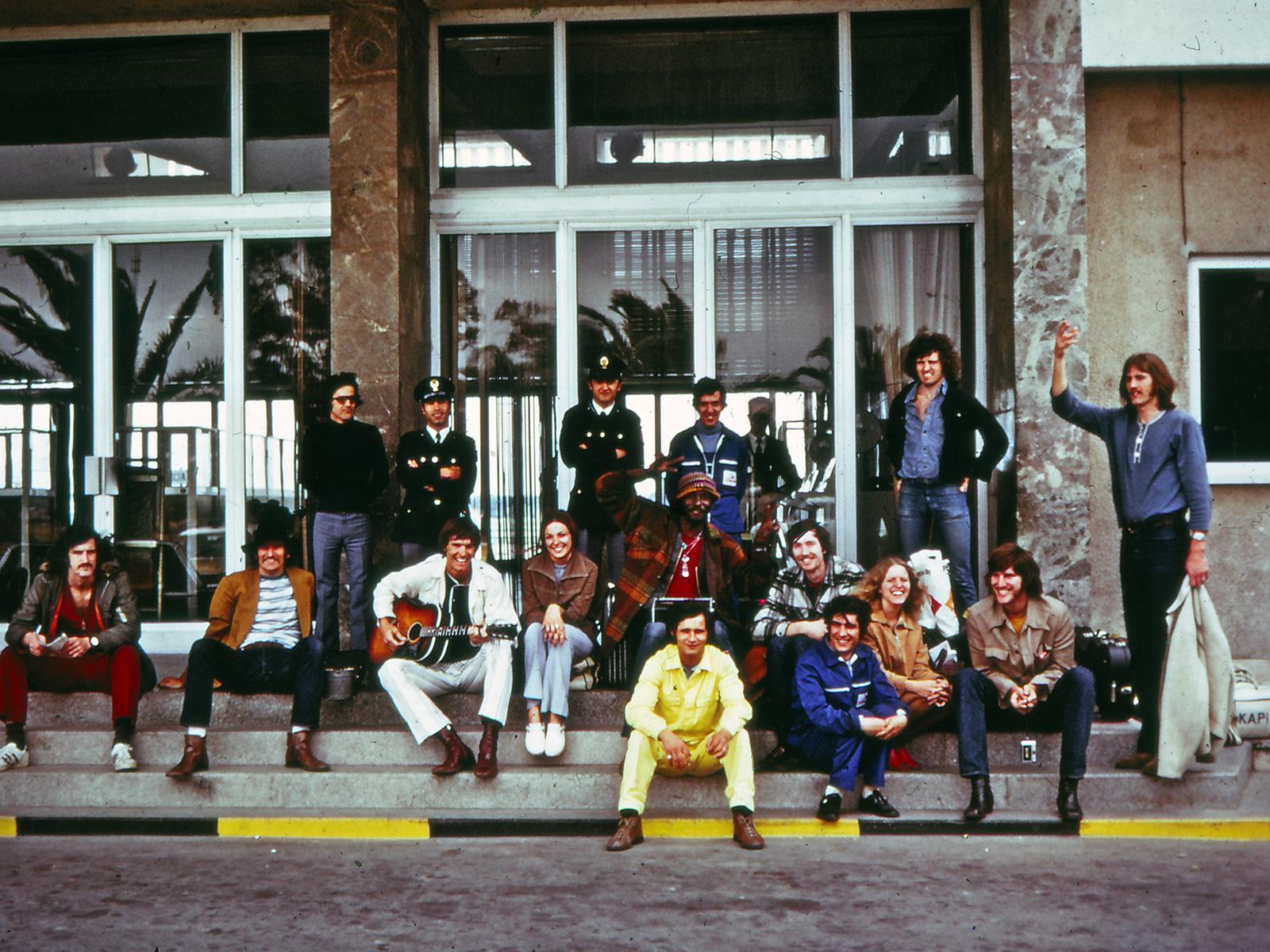 Jim McGregor Tour, 1973