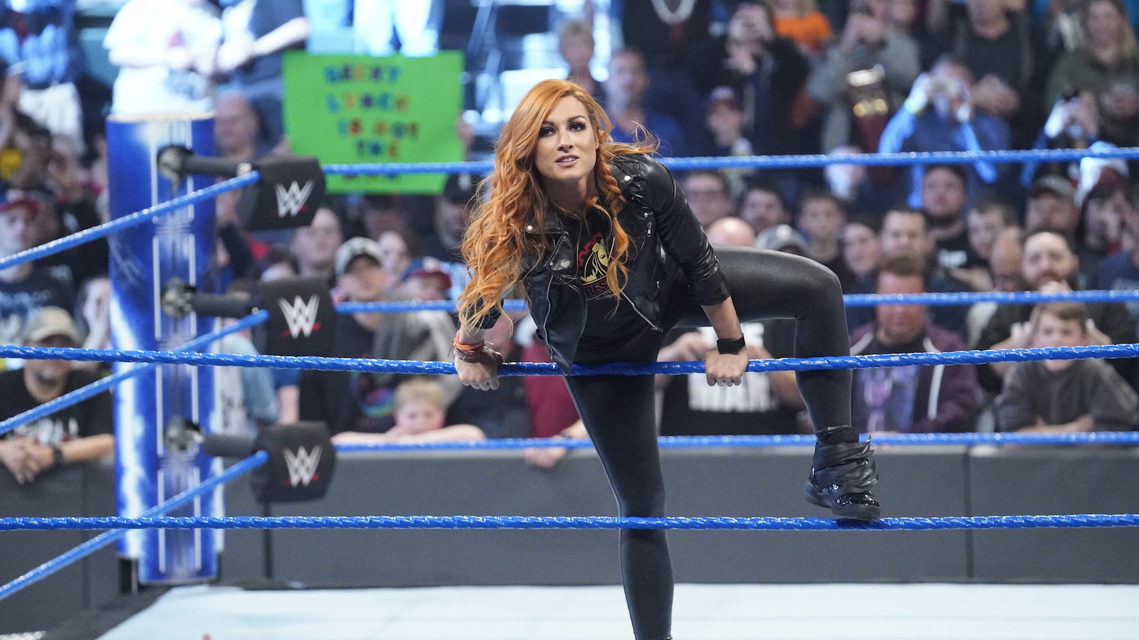 Becky Lynch: WWE star on Money in the Bank, her career