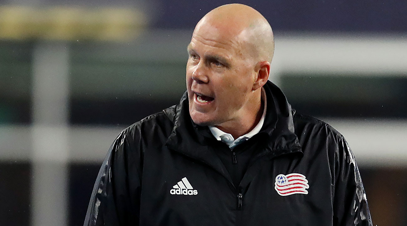 Brad Friedel has been fired as New England Revolution manager