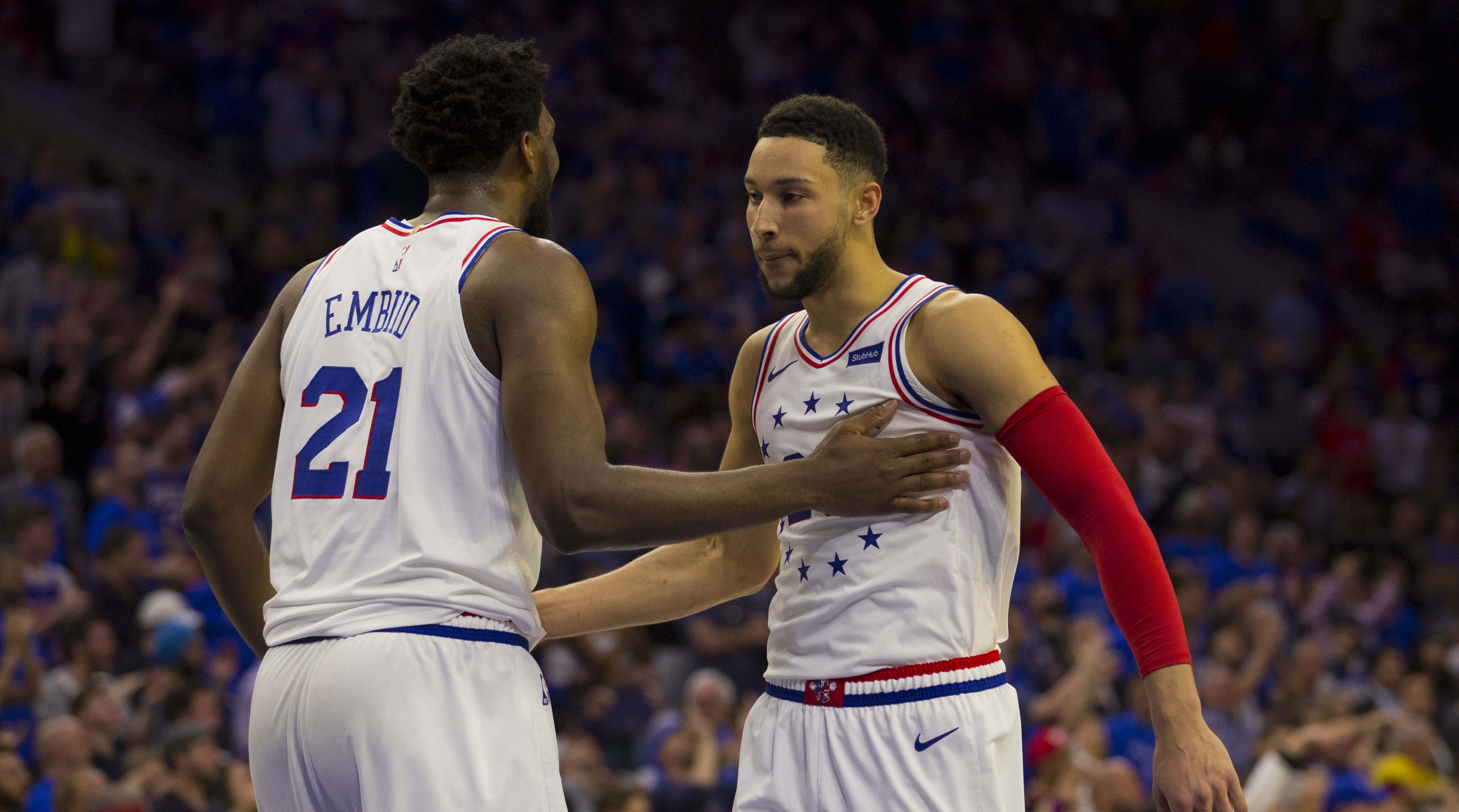 96c5bb58be18 The 76ers will go where Joel Embiid