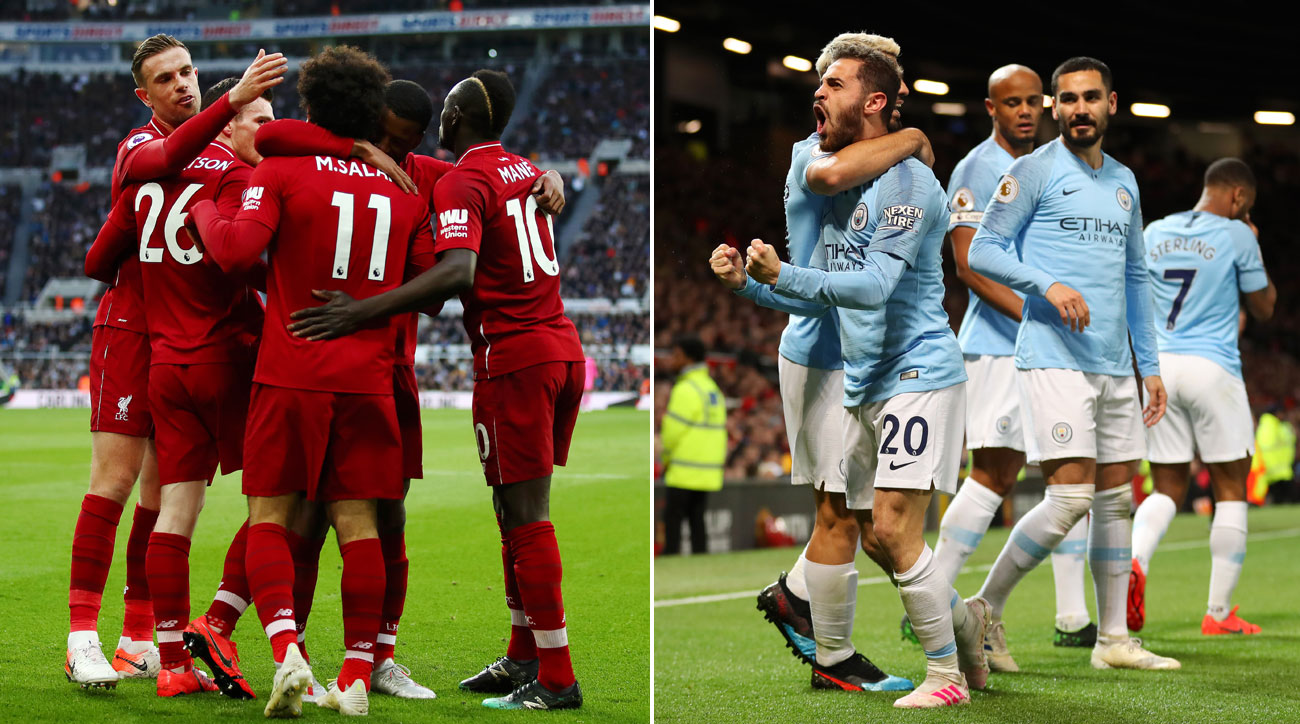 Liverpool and Man City go down to the final day to determine the Premier League's champion