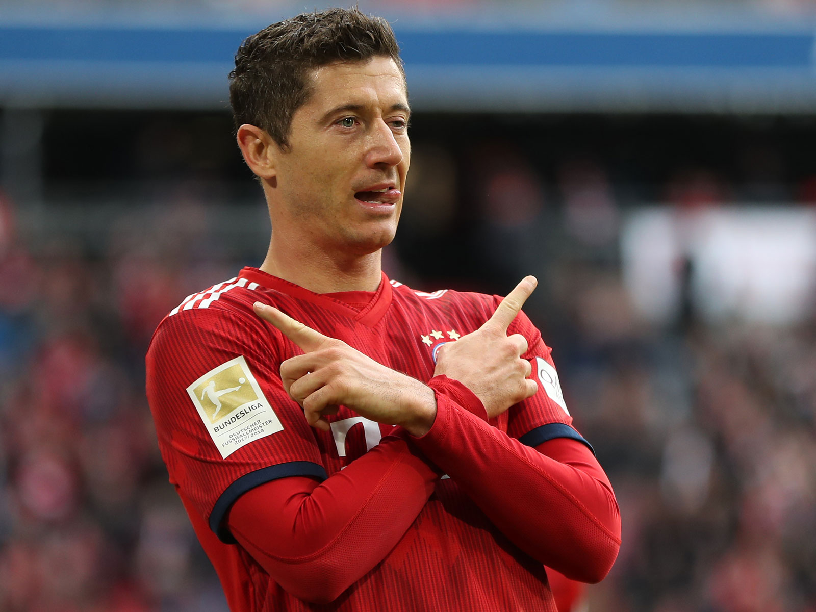 Robert Lewandowski leads Bayern Munich to another Bundesliga title