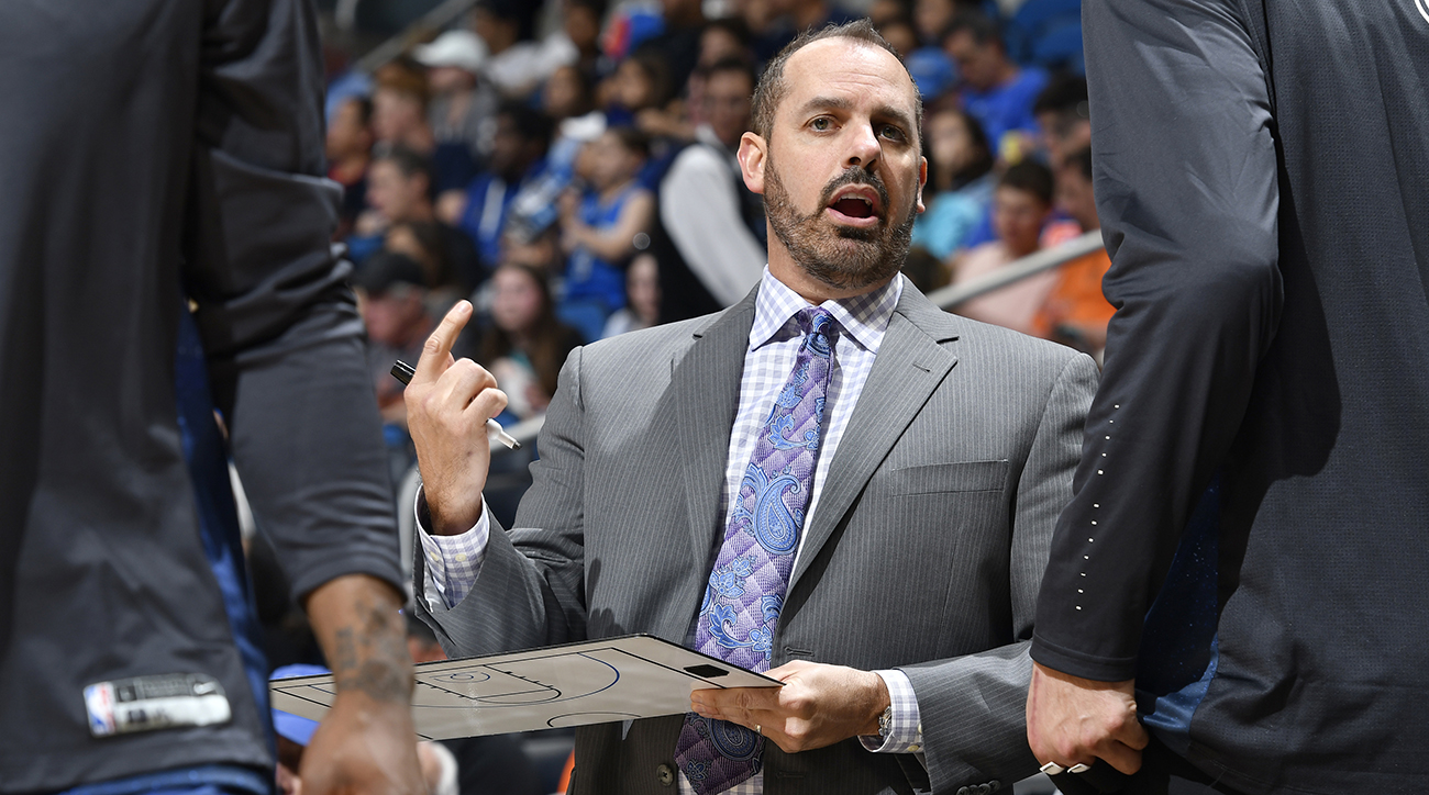 Lakers officially announce Frank Vogel's hiring as next coach