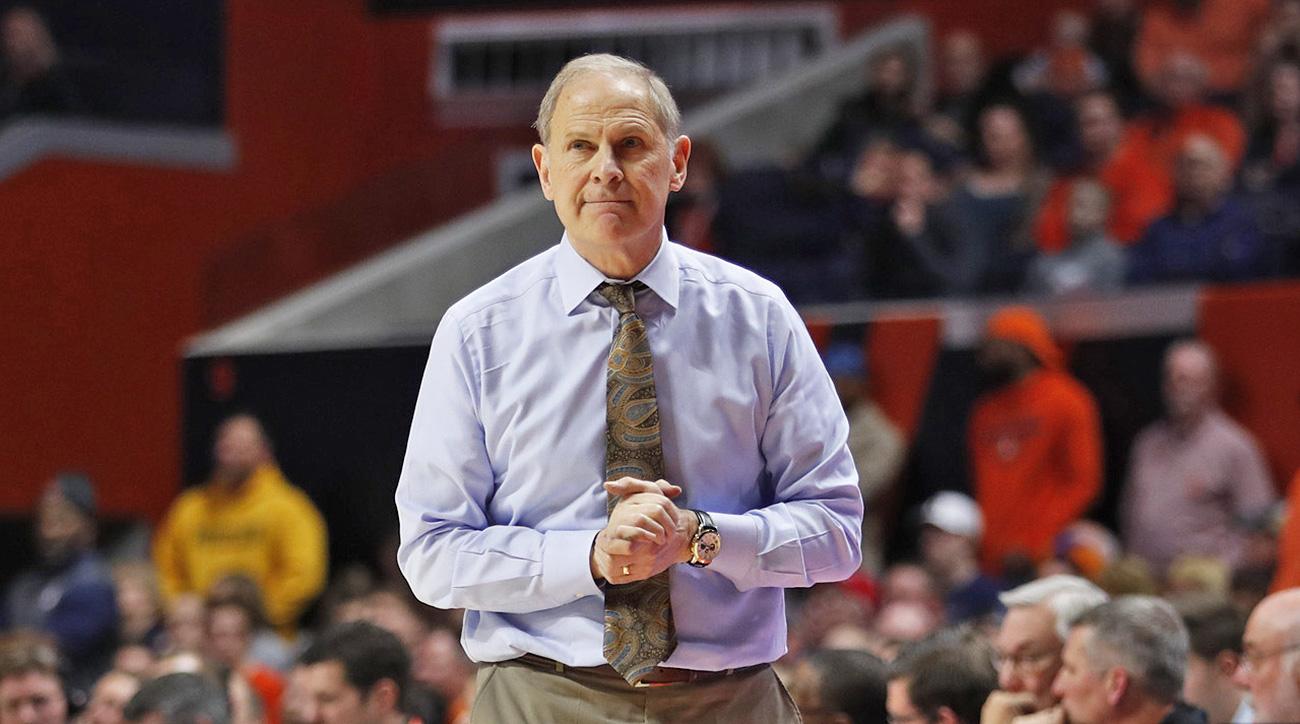 Michigan John Beilein contract hired Cavs NBA NCAA basketball coaches