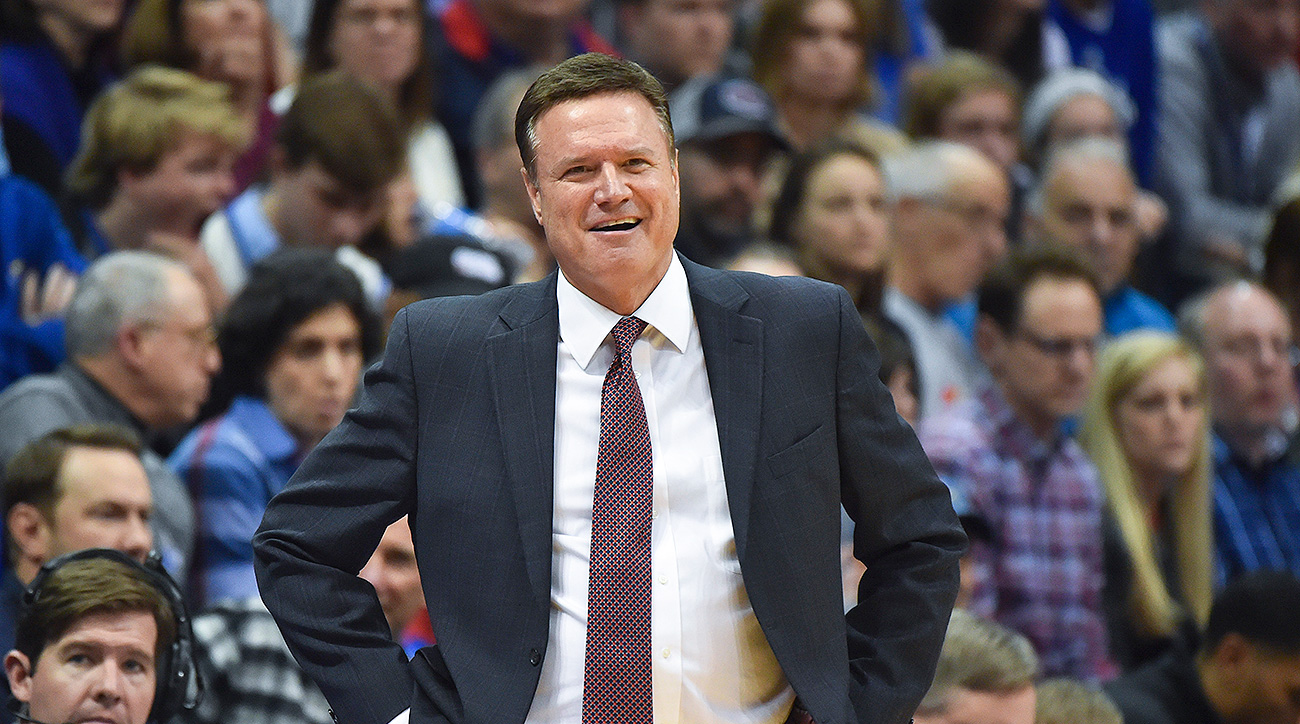 Kansas basketball recruiting Jalen Wilson commits 2019