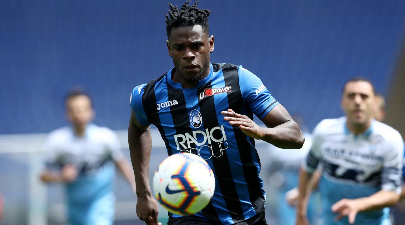 Atalanta faces Lazio in the Coppa Italia final